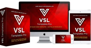 VSL Templates Pro Review