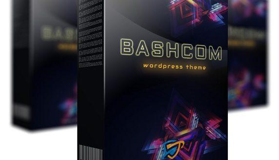 BASHCOM WP Theme Review