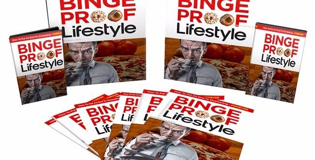 Binge Proof Lifestyle PLR Review