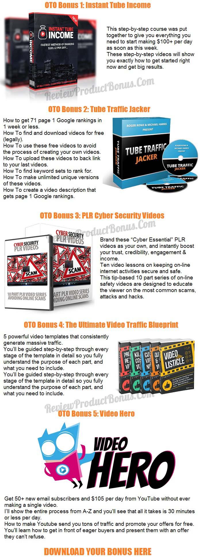 Channel Authority Builder 2.0 Bonus OTO