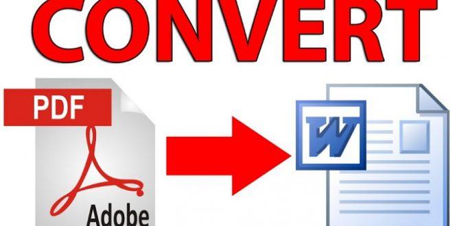 pdf to word converter free reviews
