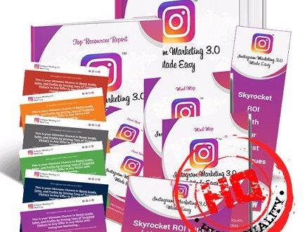 Instagram Marketing 3.0 Review