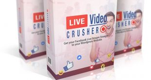 Live Video Crusher Review