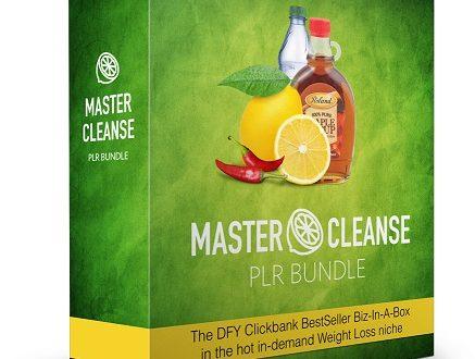 Master Cleanse PLR Bundle Review
