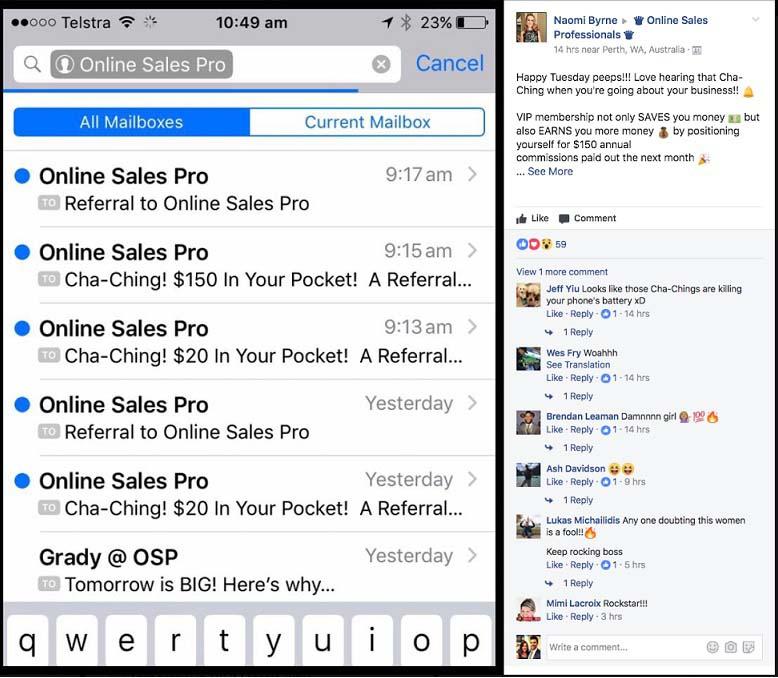 Online Sales Pro Proof