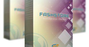 FashStore WP Theme Review