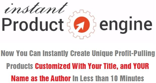 Instant Product Engine V2 Review
