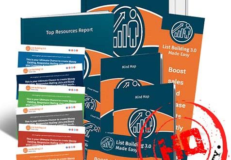 List Building 3.0 PLR Review