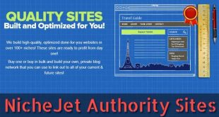 NicheJet Authority Review