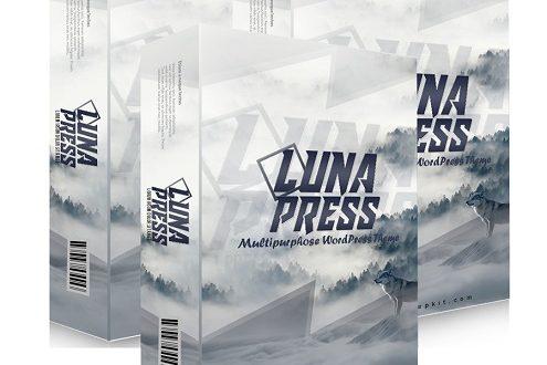 LunaPress Review