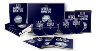 (PLR) Elite Instagram Marketing Review