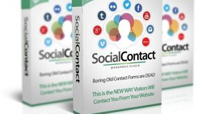 WP Social Contact Review