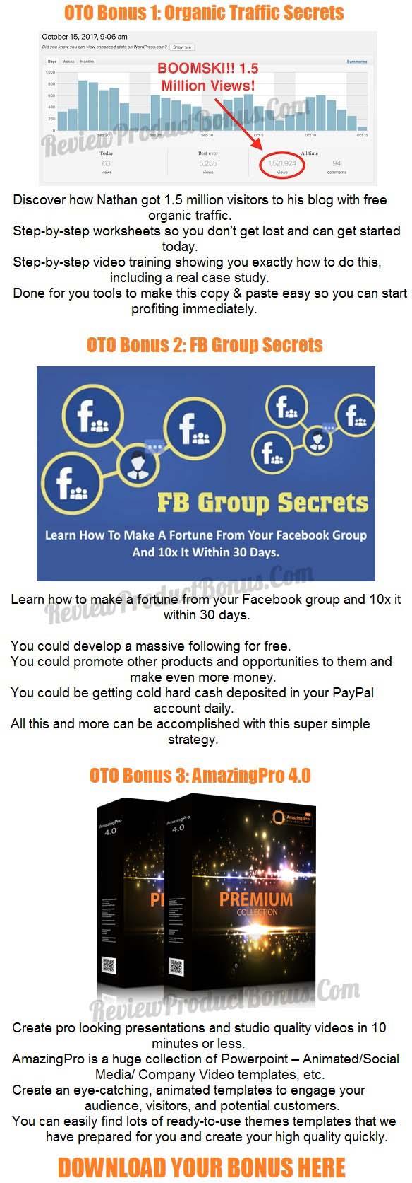 Social Jacker Bonus OTO