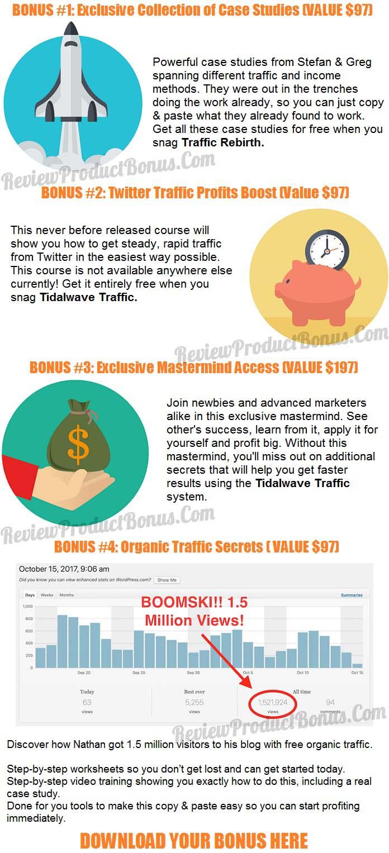 Traffic Rebirth Bonus