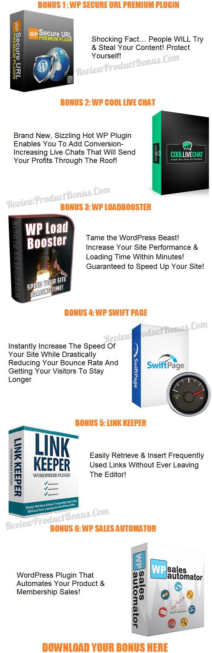 WP Quick Launch 3.0 Bonus