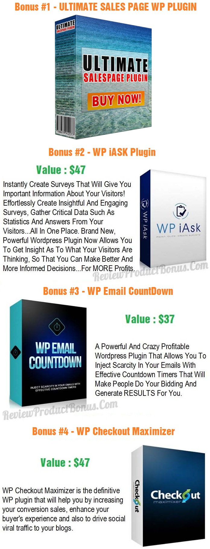 WP Smart Tags Bonus