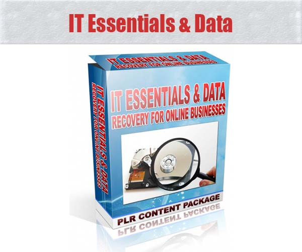 IT Essentials & Data