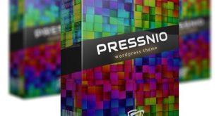 Pressnio WP Theme Review