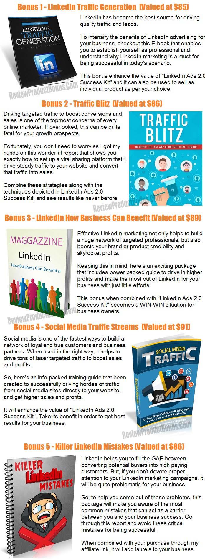 LinkedIn Ads 2.0 Bonus