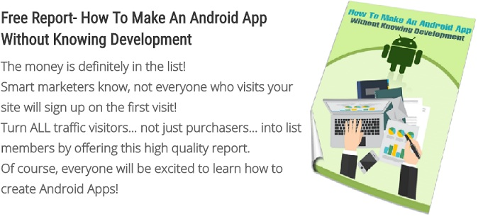 Youdemy PLR Android App eCourse Module 5