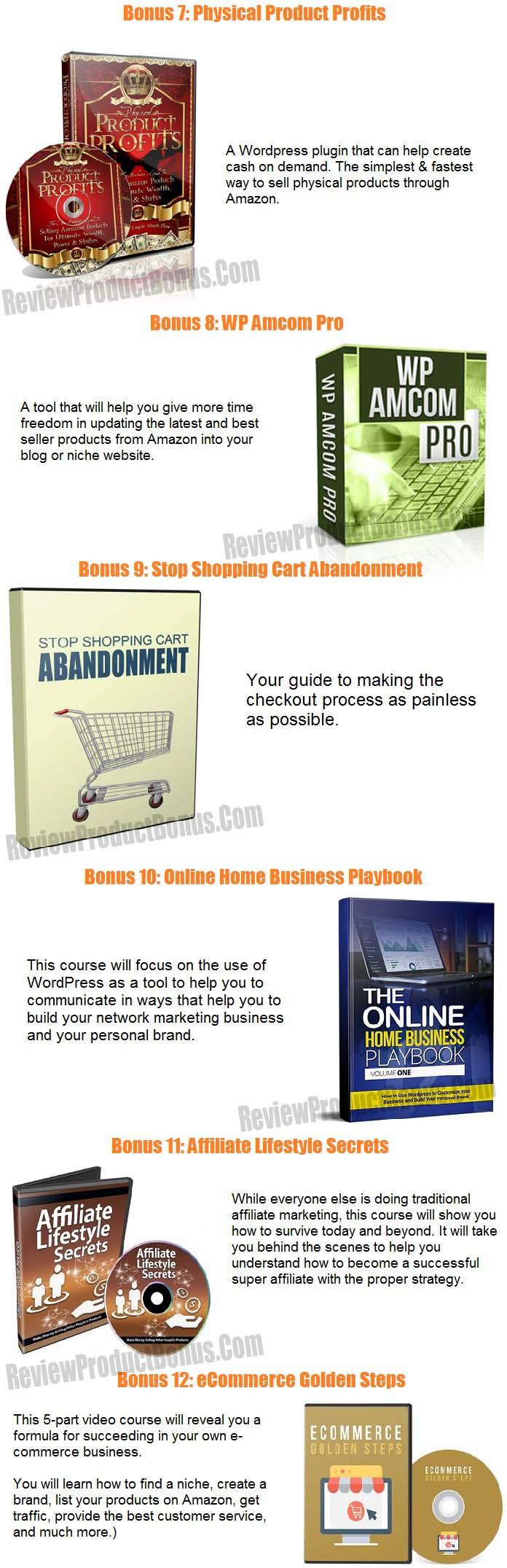 ShopABot Bonuses