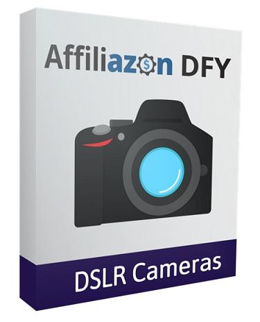 Affiliazon DFY DSLR Camera PLR Pack Review