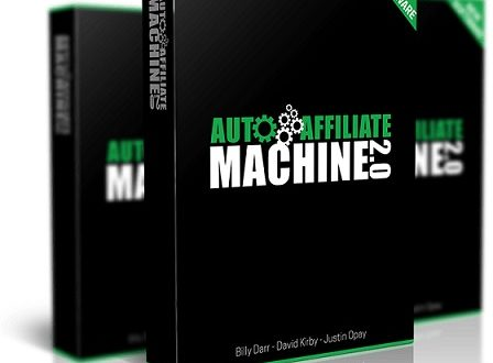 Auto Afiliate Machine 2.0 Review