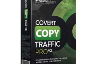 Covert Copy Traffic Pro V2 Review