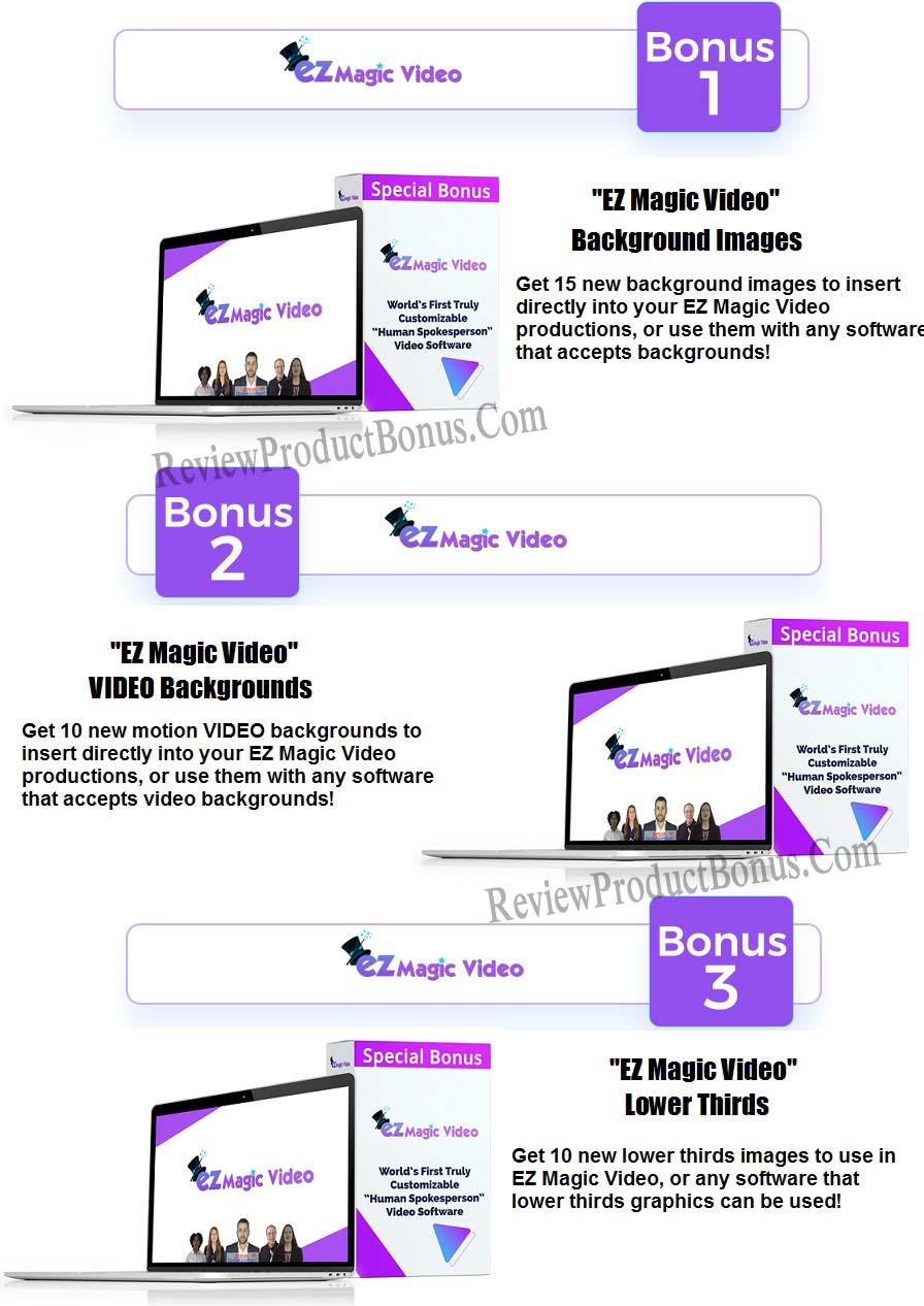 EZ Magic Video Bonus