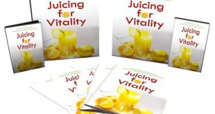 Juicing For Vitality PLR Review