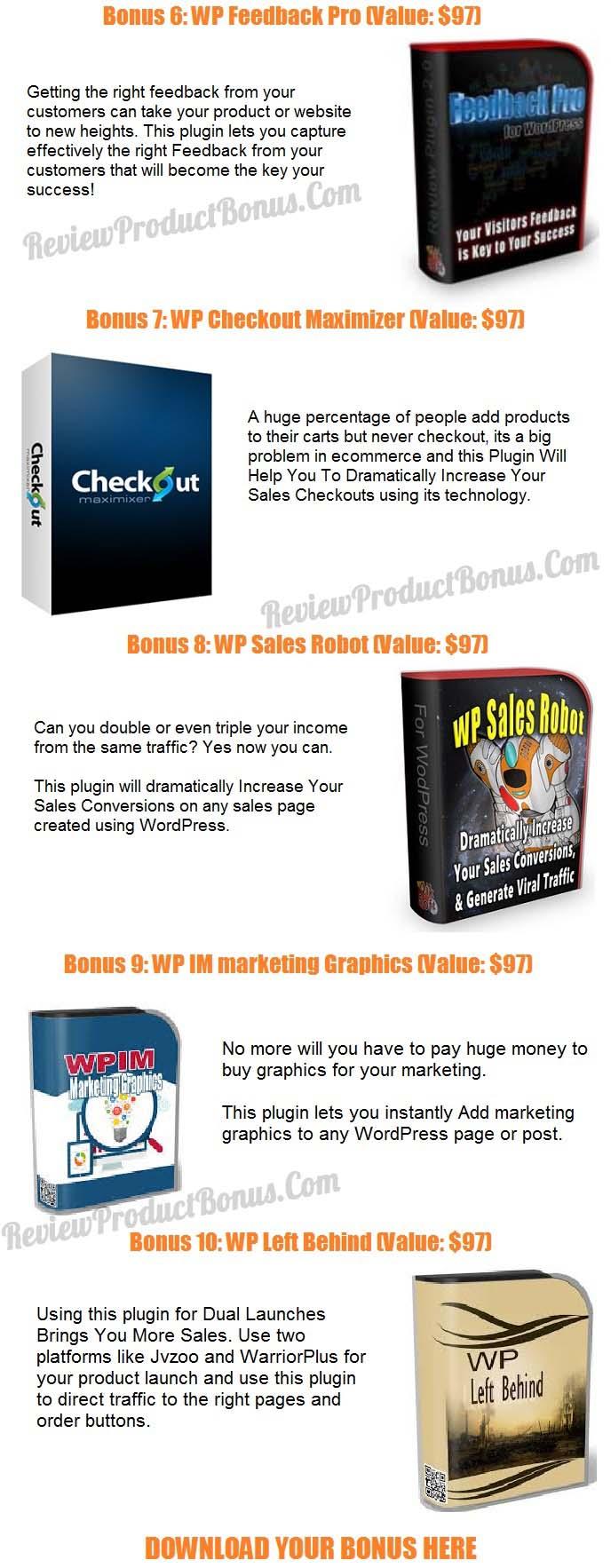 WP Auto Content Bonus