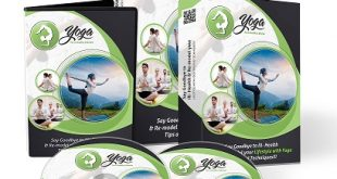 Yoga for a Healthy Lifestyle PLR Review