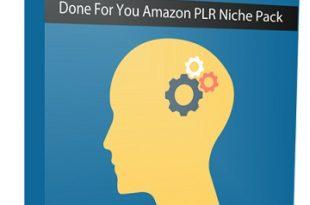 Affiliazon DFY Nootropics PLR Niche Pack Review