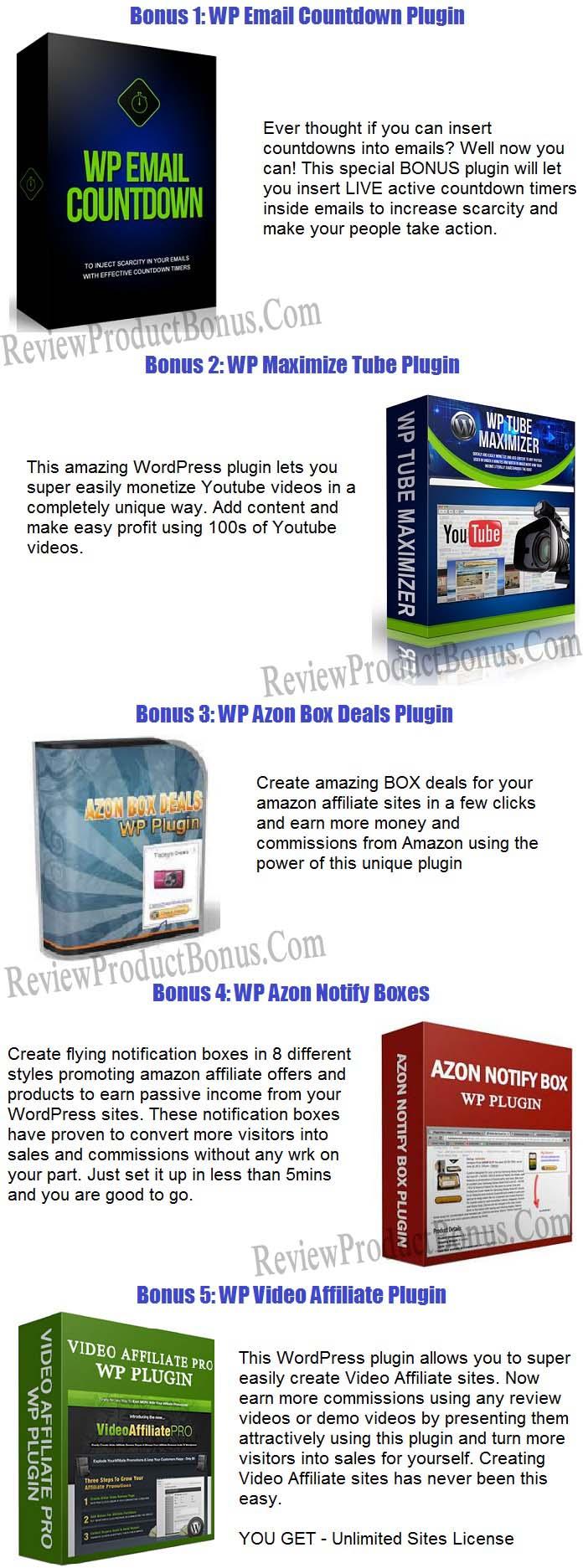 WP Freshstart 5 Bonus