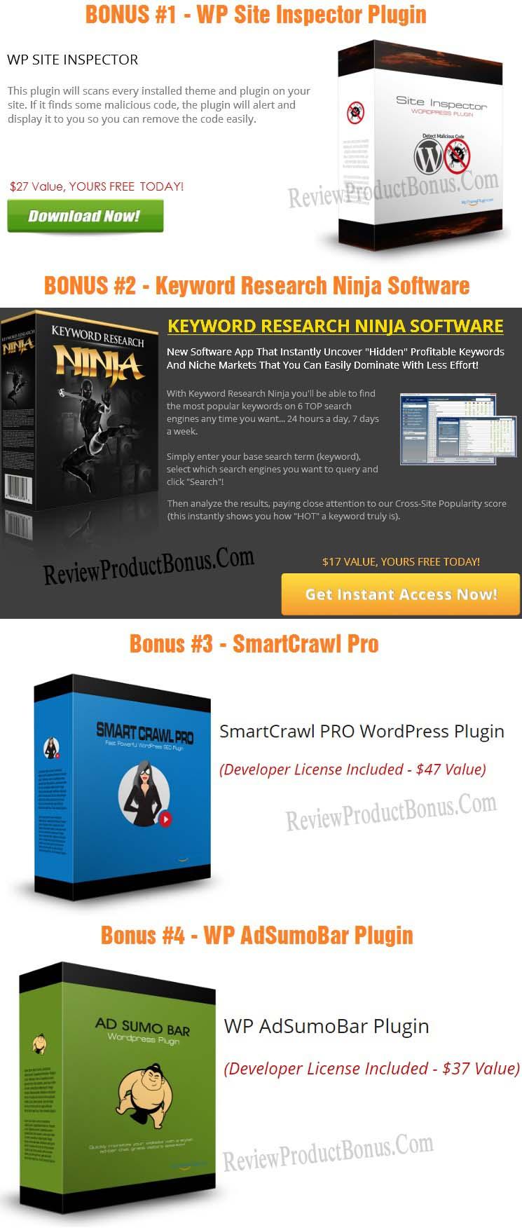 WP ShieldMate Plugin V2 Bonus