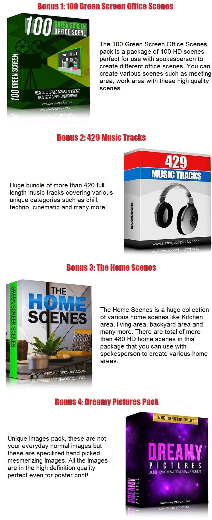 Audio Mammoth Bonus