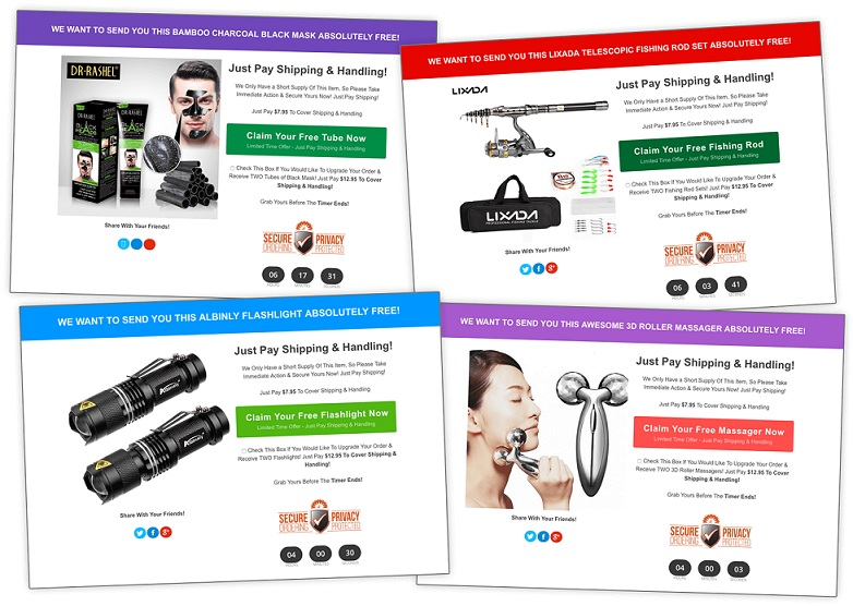 Instant eCom Funnels Template