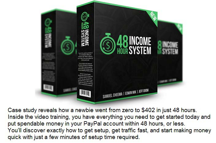 48 Income Hour System