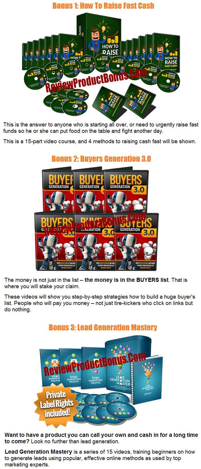 7 Figure Firesale Bonus