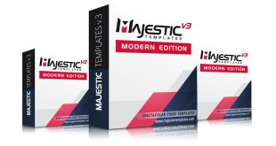Majestic Templates V3 Modern Edition Review