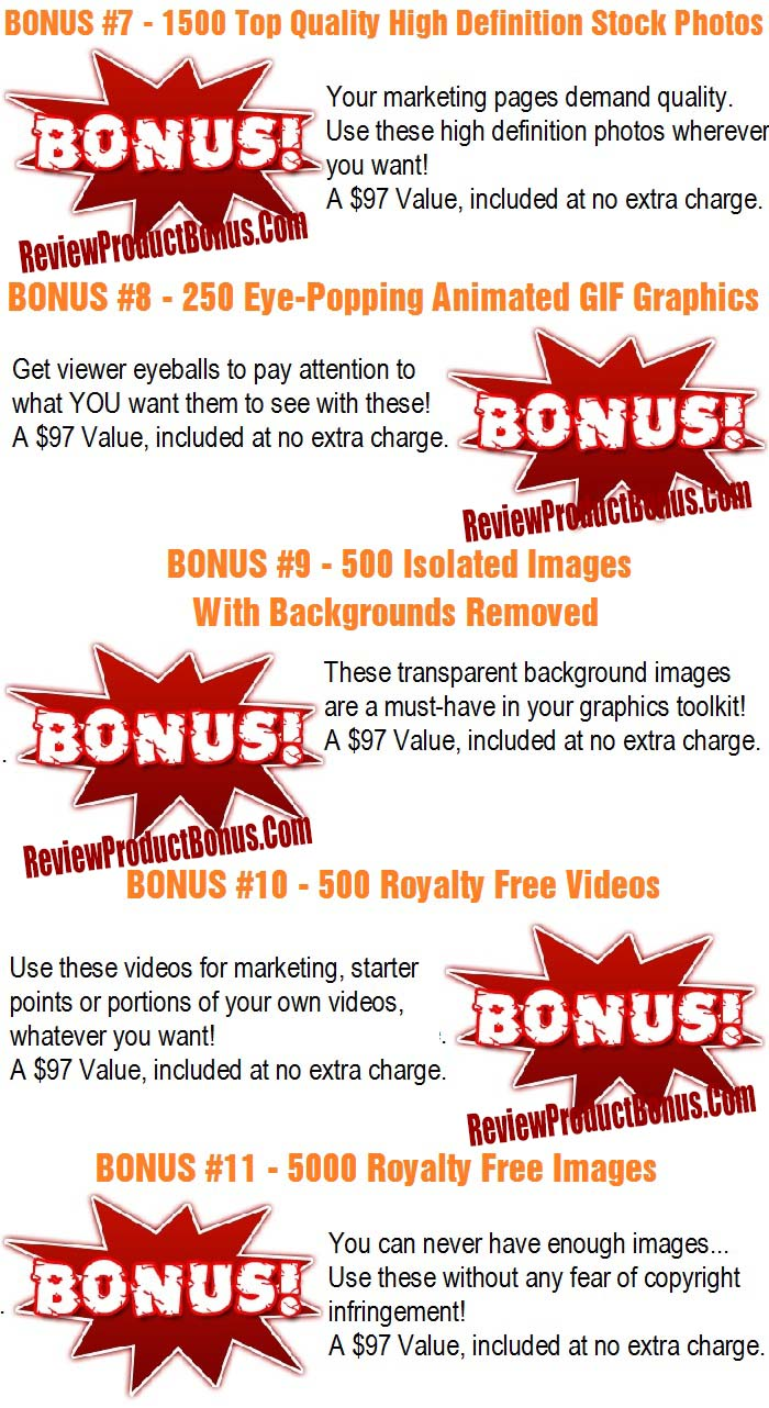 Simple Video Management System Bonuses