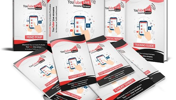 YouTube Live Income Stream With PLR Review