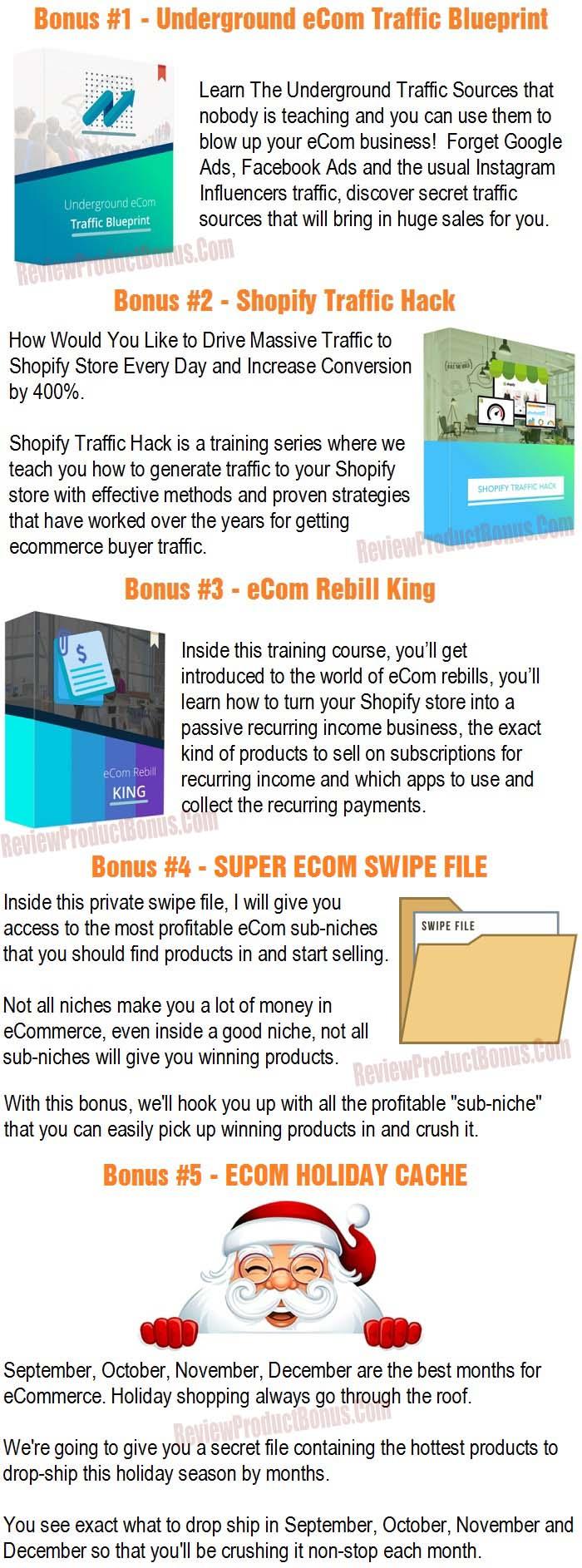 eCom Cache Bonus