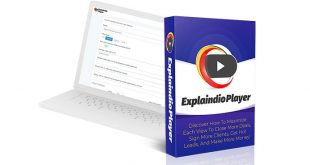 Explaindio Player Review