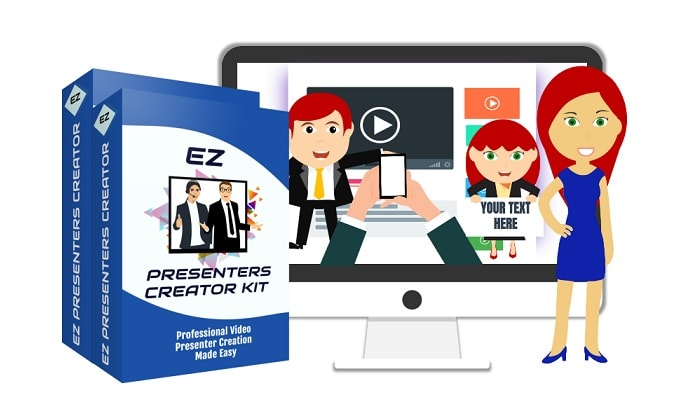 EZ Presenters Creator Kit Review