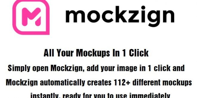 Mockzign Review