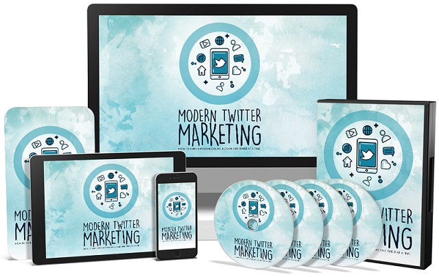Modern Twitter Marketing PLR Review