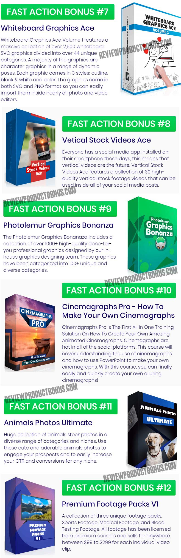 Photolemur 3 Bonuses