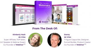 WebinarsHD Review