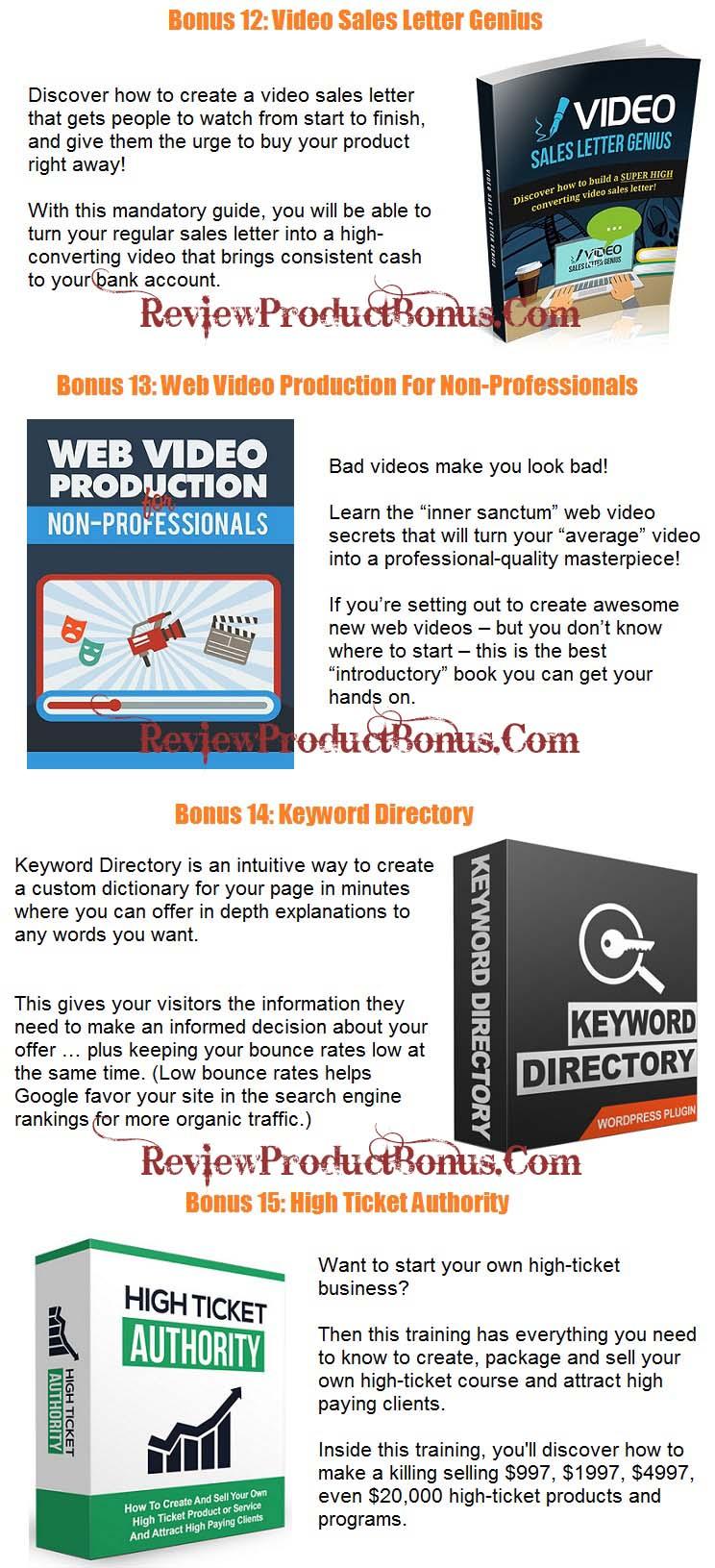 ClickVidio Extra Bonus